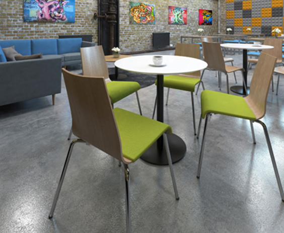 Cafe & Bistro Chairs - RP Breakout 2