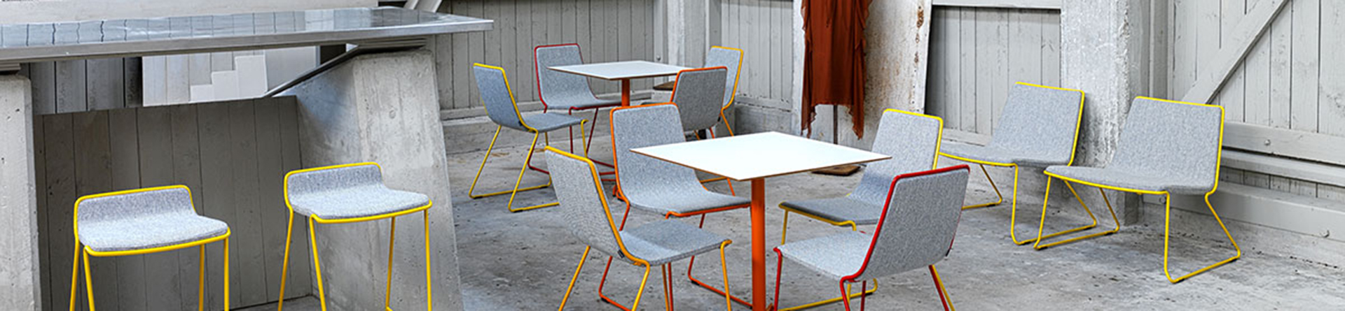 Cafe & Bistro Tables