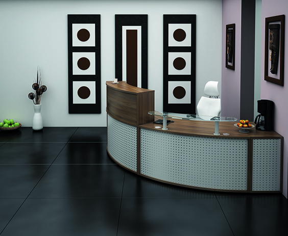 High End Reception Furniture - RP Haw12