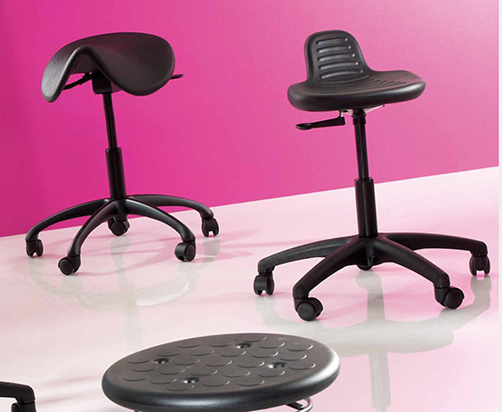 Factory / Draughtsman Chairs - RP Dra4