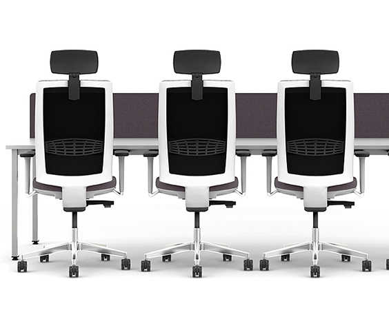 Mesh Office Chairs - RP Kdt