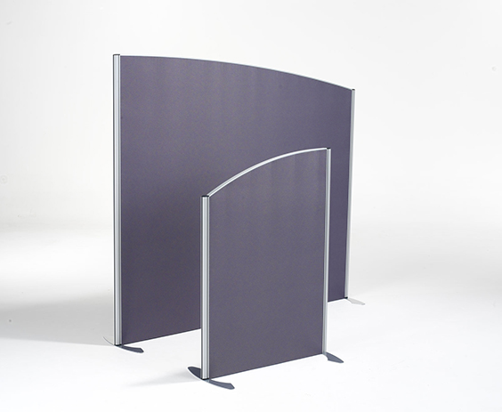 Floor Standing Office Screens - RP Floorscreen2