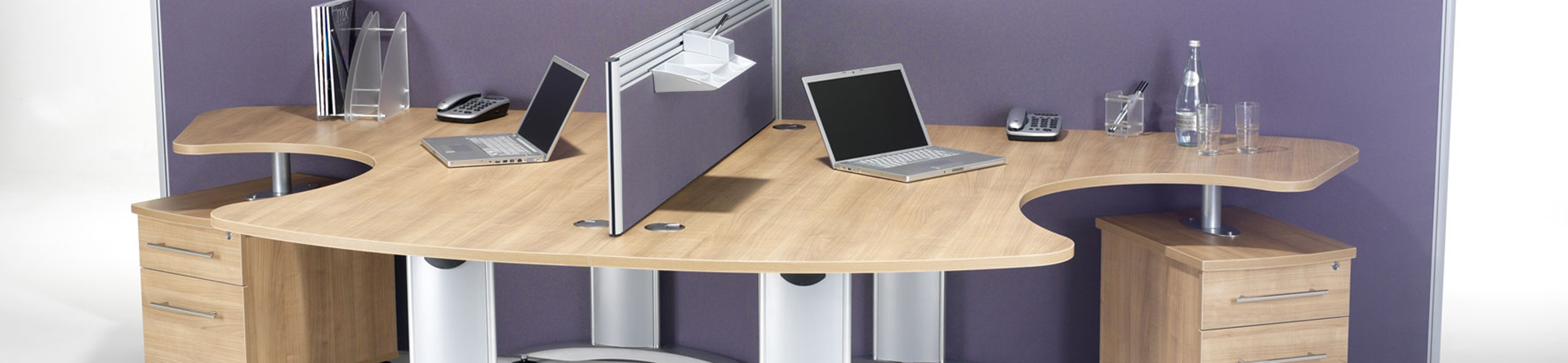 Floor Standing Office Screens