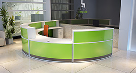High End Reception Furniture - RP Haw11