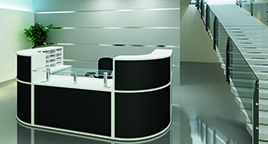 High End Reception Furniture - RP Hend