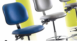 Factory / Draughtsman Chairs - RP Dra5