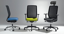 Mesh Office Chairs - RP BRE