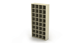 office storage, office screens, office furniture, wood office storage and screens, RP Woo17