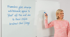 Whiteboards - Glass Whiteboards